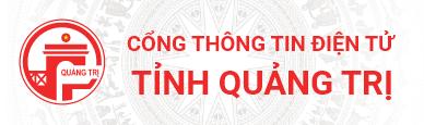 Cổng thông tin điện tử Quảng Trị